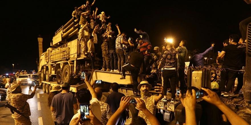 Libya Başkanlık Konseyi Üyesi Ammari: Hafter'in Sonu Geldi Yakında Cezasını Çekecek