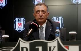Beşiktaş Başkanı Çebi'nin son koronavirüs testi negatif çıktı