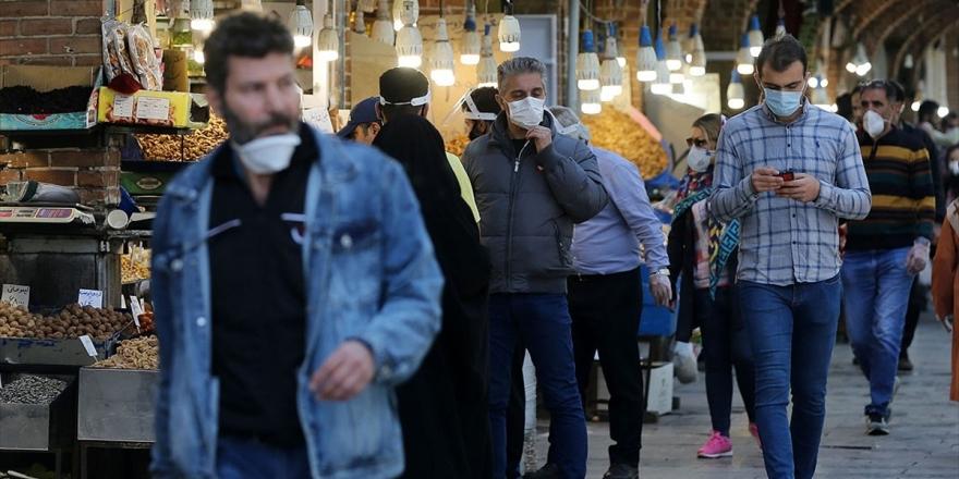 İran'da Kovid-19 Nedeniyle Can Kaybı 7 Bin 300'e Yükseldi