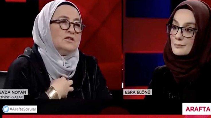 RTÜK, Sevda Noyan'ın sözleri nedeniyle Ülke TV'ye 3 kez program durdurma cezası verdi