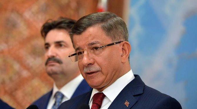 Davutoğlu: Çözüm Süreci Erdoğan'ın Bana İki Emanetinden Biriydi