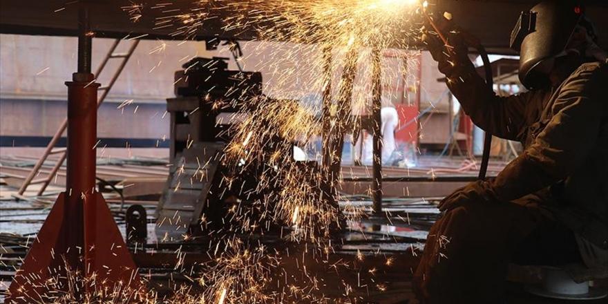 Türkiye Ekonomisi Yılın İlk Çeyreğinde Yüzde 4,5 Büyüdü