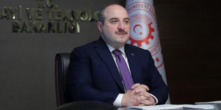Sanayi Ve Teknoloji Bakanı Varank: Türkiye Yılın Son İki Çeyreğinde Piyasalara Çok Sağlam Dönüş Yapabilir