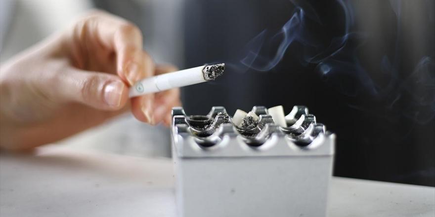 Sigara, Kovid-19 İçin Olası Bir Bulaşma Kaynağı