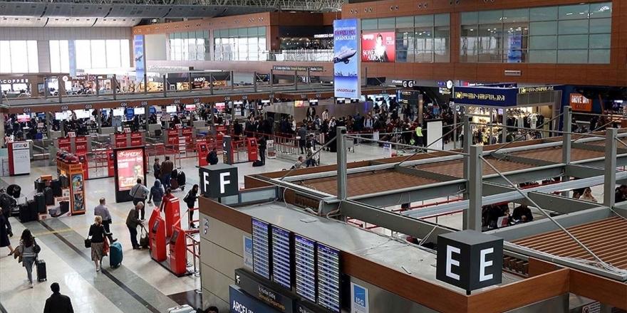 Uçak İçine Kabin Bagajı Kabul Edilmeyecek