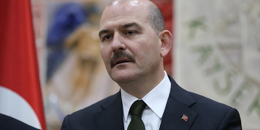 Soylu: Pkk'nın Sözde Kazan Vadisi Sorumlusunun Da Aralarında Olduğu 3 Terörist Etkisiz Hale Getirildi