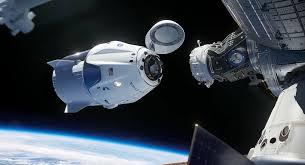 SpaceX'in başarıyla fırlattığı Crew Dragon Kapsülü, Uluslararası Uzay İstasyonu'na bağlandı