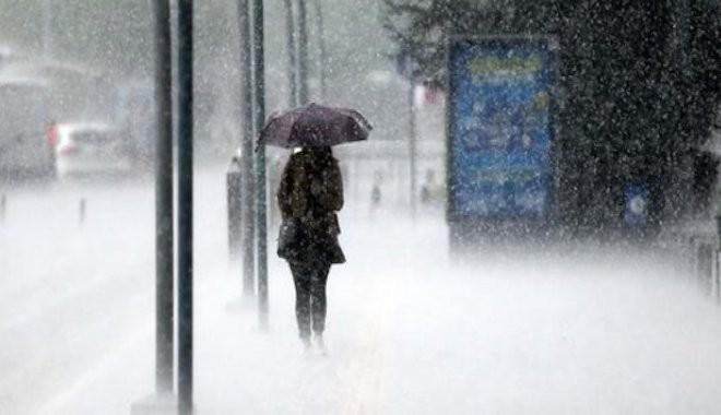 Meteoroloji İstanbulluları uyardı: 3 gün sağanak