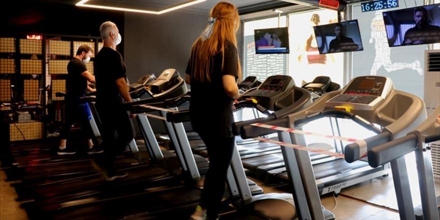 Sağlık Bakanlığından Spor Salonlarına Yönelik Kovid-19 Tedbirleri