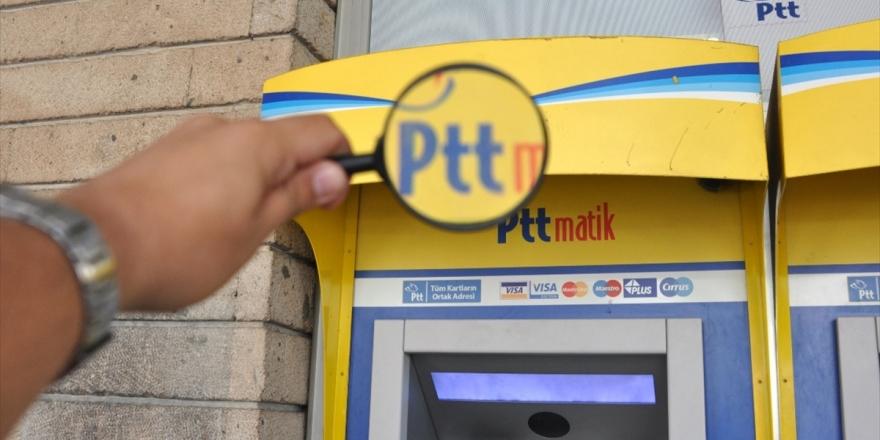 PTT ATM'lerinden Çipli Tc Kimlik Kartıyla Çekim İmkanı