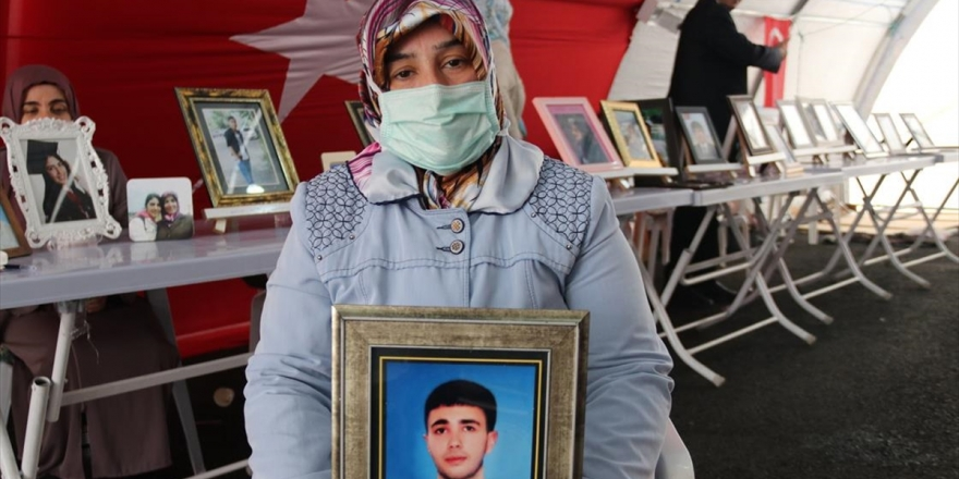 Diyarbakır Annelerinden Ayten Elhaman: 200 Yıl Da Geçse Burayı Terk Etmeyeceğim