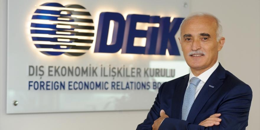 DEİK Başkanı Olpak'tan Düşük Faizli Kredi Destek Paketi Değerlendirmesi