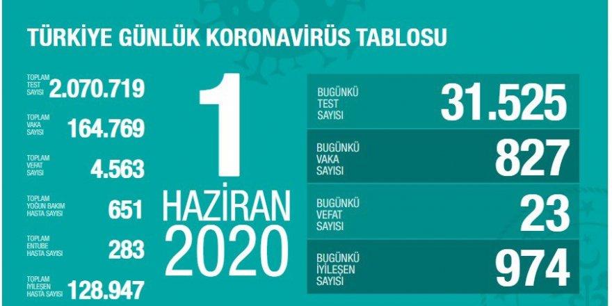 Türkiye'de koronavirüs nedeniyle hayatını kaybedenlerin sayısı 4 bin 563'e yükseldi