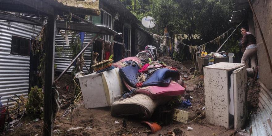 Amanda Kasırgası El Salvador Ve Guatemala'da 17 Can Aldı