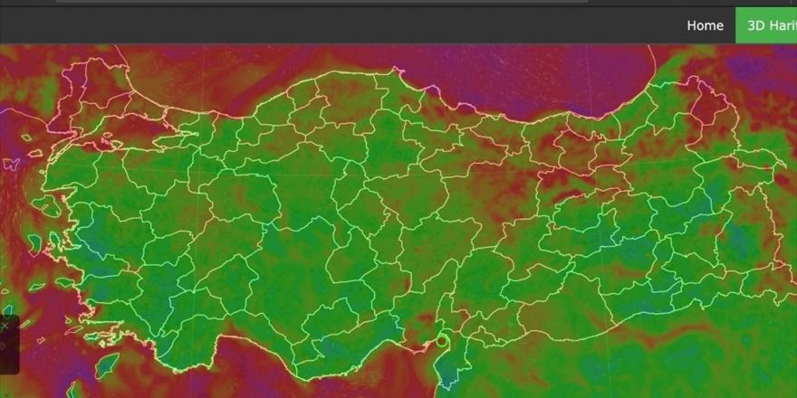Öğretim Üyeleri Yüksek Çözünürlükte Hava Tahmin Modeli Geliştirdi