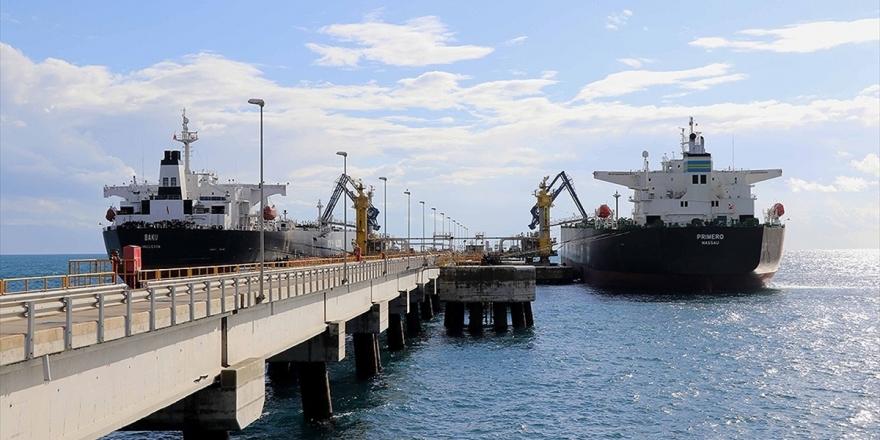 BTC Hattından 14 Yılda 4 Bin 500'den Fazla Tankere Ham Petrol Yüklendi