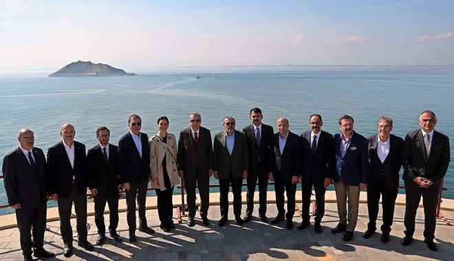 TOBB Başkanı Hisarcıklıoğlu Demokrasi ve Özgürlük Adası'nın açılış törenine neden katılmadığını anlattı