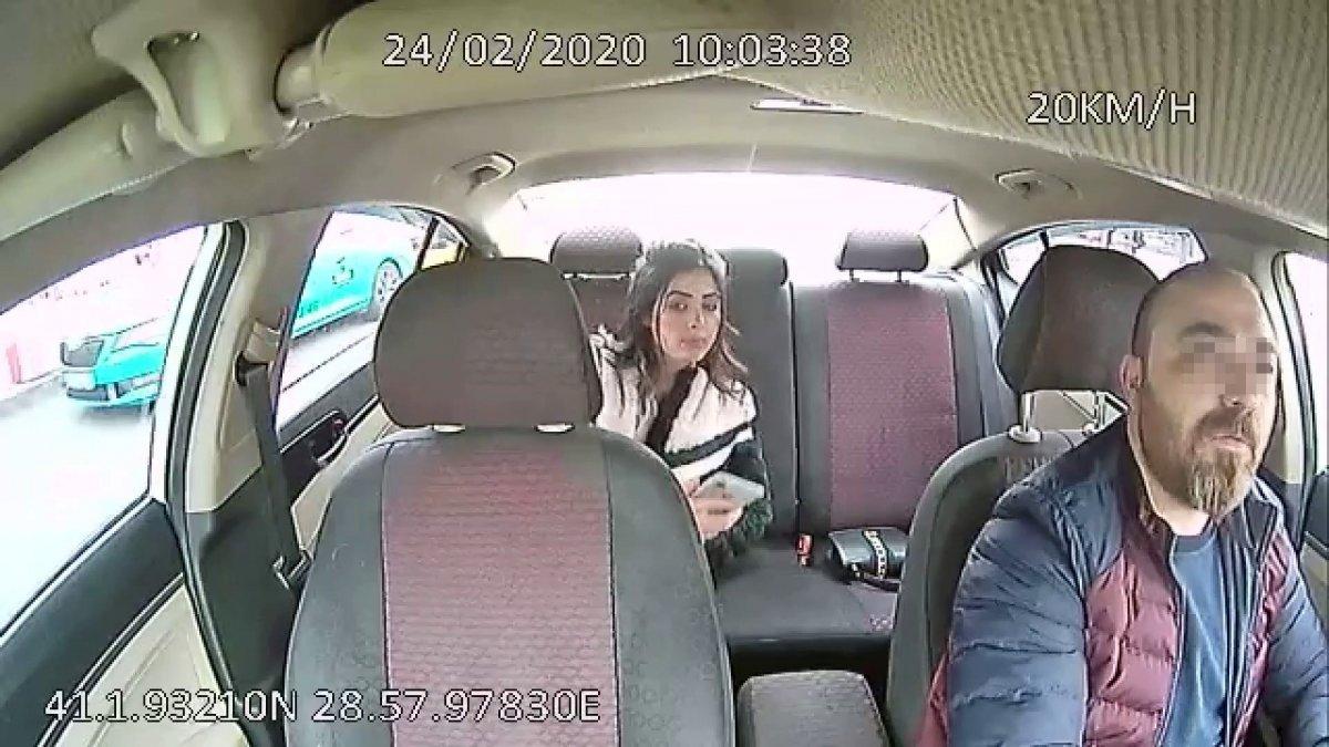 Faslı kadını döven taksici hakkında yeni karar
