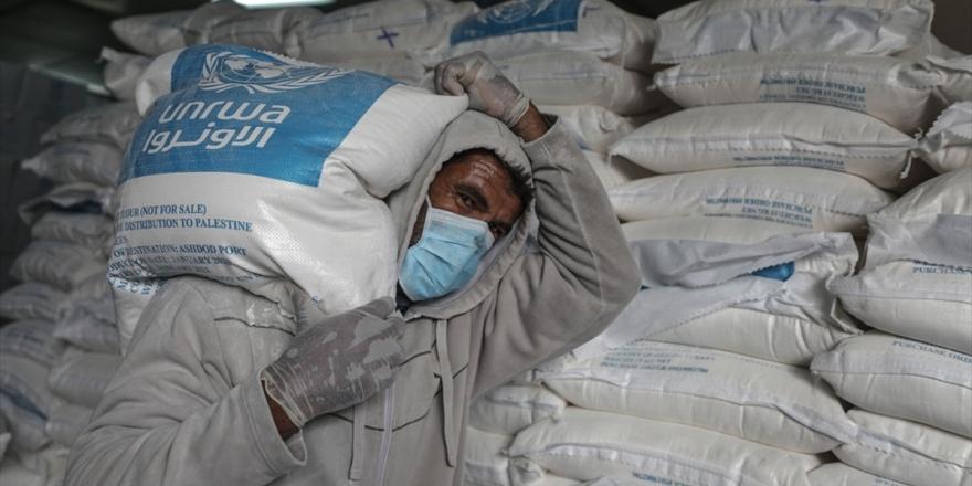 Unrwa Gazze'de Onlarca Çalışanın İşine Son Veriyor