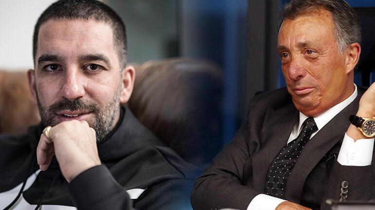 Beşiktaş Başkanı Çebi: Arda'nın transferi gibi boş konulara cevap bile vermeyin