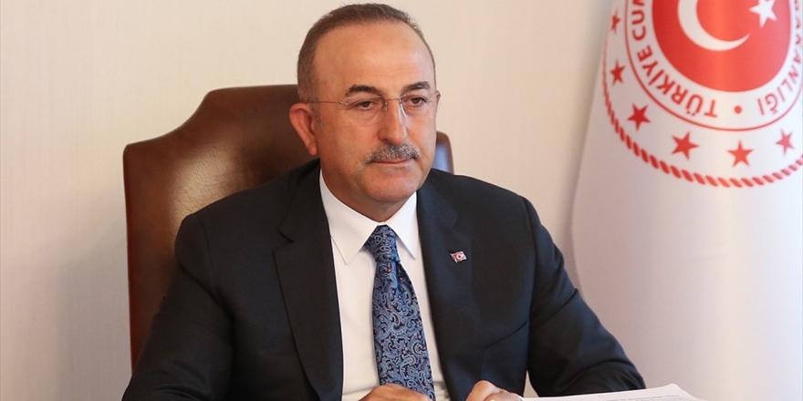 Dışişleri Bakanı Çavuşoğlu: Doğu Akdeniz'de Türkiye'nin Olmadığı Hiçbir Anlaşma Geçerli Değil
