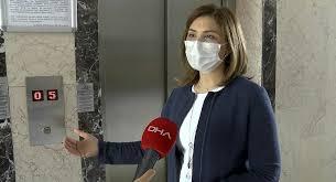Ankara İl Pandemi Kurulu üyesi Prof. Dr. Aksakal: Virüsün bulaşmasında en riskli alanlar asansörler ve apartman kapıları