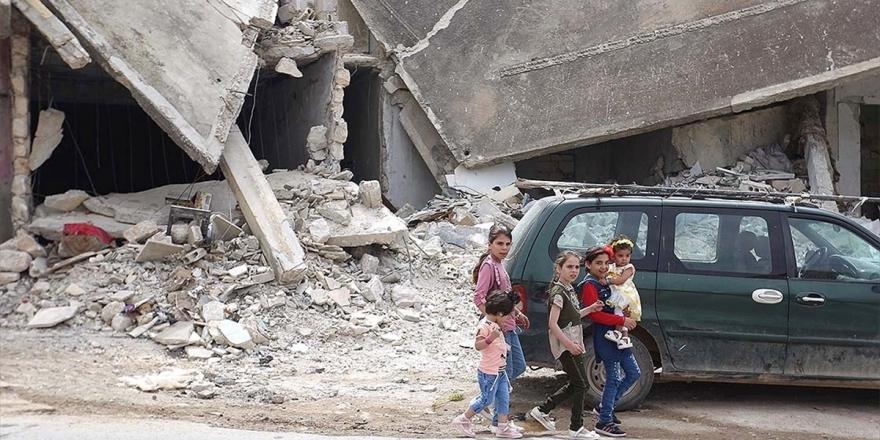 Suriye'deki İç Savaşın Bedelini Çocuklar Ödüyor
