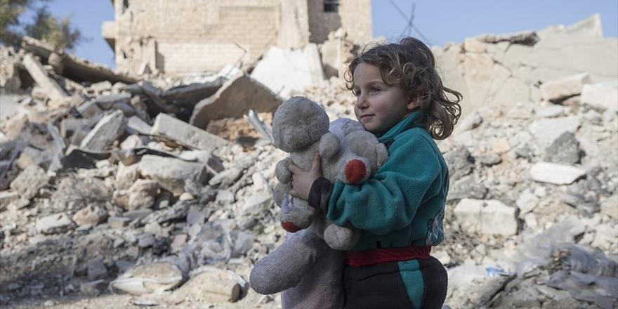 Dünya Genelinde Her 6 Çocuktan 1'i Çatışma Bölgesinde Yaşıyor