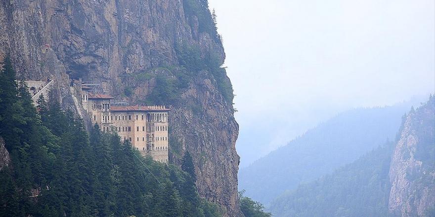 Sümela Manastırı İçin Hedef Unesco'da Kalıcı Olmak