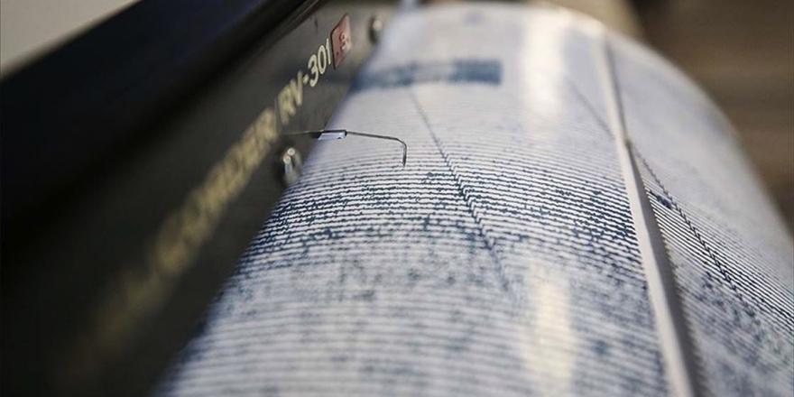 Çorum'da 3,9 Büyüklüğünde Deprem
