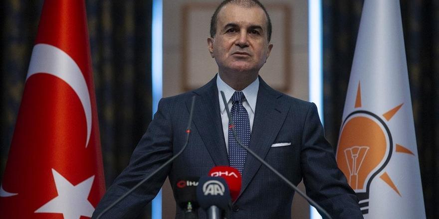 AK Parti Sözcüsü Çelik: Ne Irkçılık Ne Şiddet İkisine De Karşıyız