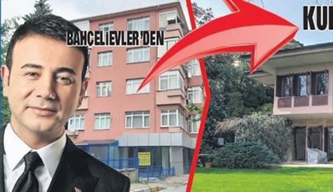 Rıza Akpolat değirmenin suyu nereden? Belediyeden 20 Bin maaş alan Akpolat aylık 60 Bine villayı nasıl kiraladı?