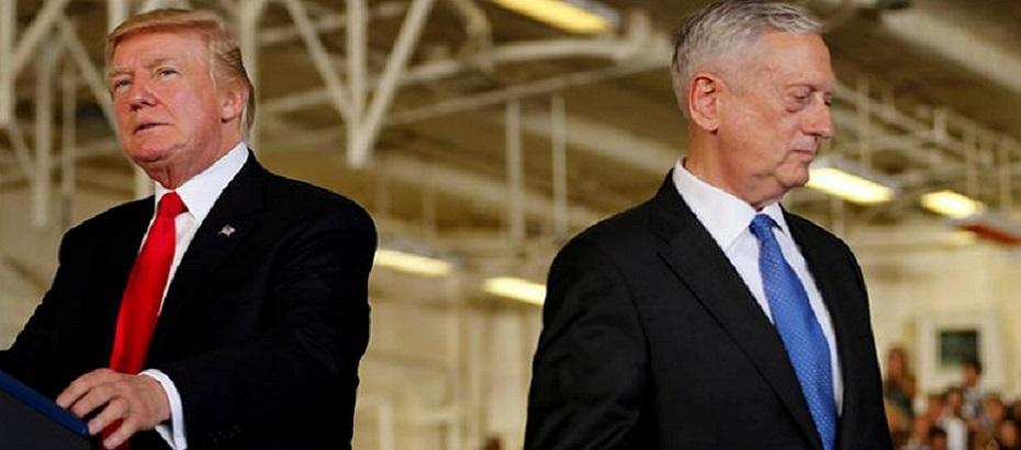 Trump ile eski Savunma Bakanı Mattis arasında protesto polemiği: Kuduz köpek