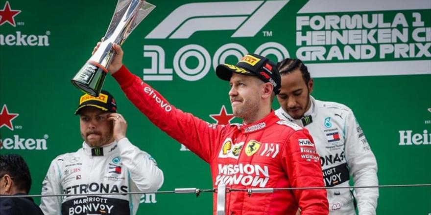 Mercedes F1 Takımı Vettel'e Açık Kapı Bıraktı