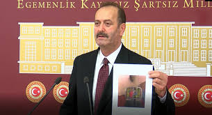 MHP'li Osmanağaoğlu: CHP'liler Gazi Mustafa Kemal Atatürk'ün isminin çöplere atılmasına göz yummuşlardır