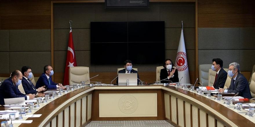 İkinci Yargı Paketini İçeren Kanun Teklifi Tbmm Adalet Komisyonunda Kabul Edildi