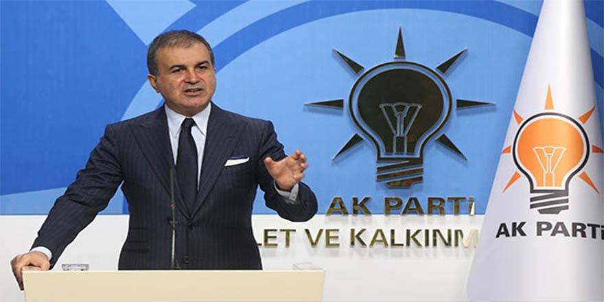 AK Parti Sözcüsü Çelik'ten Cumhur İttifakı ve af açıklaması