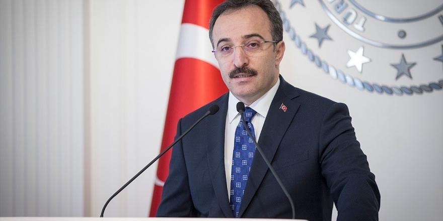 İçişleri Bakanlığı Sözcüsü Çataklı: Mayısta 4'ü Turuncu, 8'i Gri Kategoride 78 Terörist Etkisiz Hale Getirildi