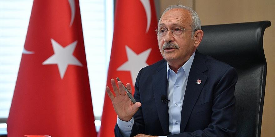 CHPGenel Başkanı Kılıçdaroğlu: Türkiye'nin Demokratikleşmesi İçin Her Türlü Çabayı Göstereceğiz
