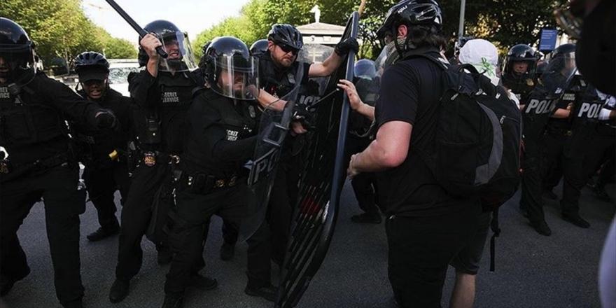 George Floyd'un Ölümünden Sorumlu Tutulan 3 Polis İçin 750 Bin Dolar Kefalet
