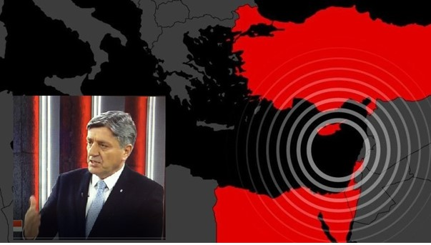 SPD Başkanı Yıldız : Doğu Akdeniz değil Artık Orta-Doğu Akdeniz var.Denklem çok karıştı