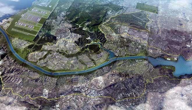 Bakan Kurum açıkladı: Yabancı şirketler, Kanal İstanbul güzergâhında 791 bin metrekare taşınmaz aldı