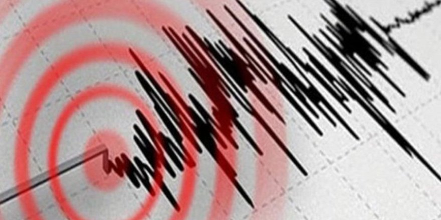 Malatya'da 5.0 büyüklüğünde Deprem!