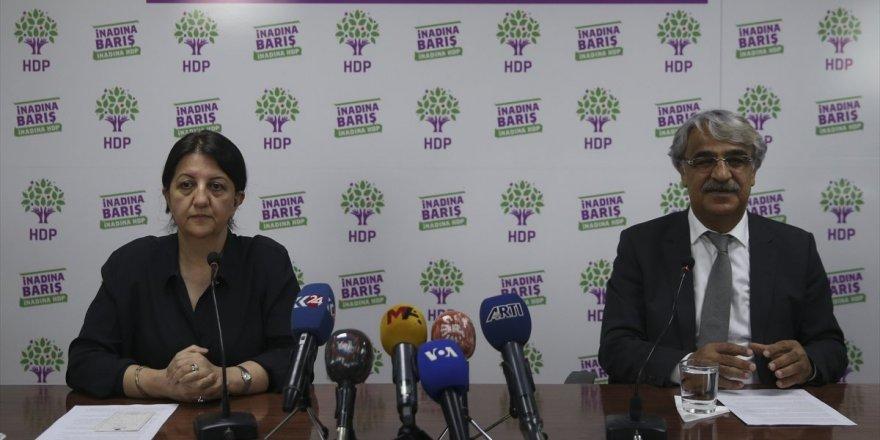 HDP'den CHP'ye: Demokrasi bloğu kuralım