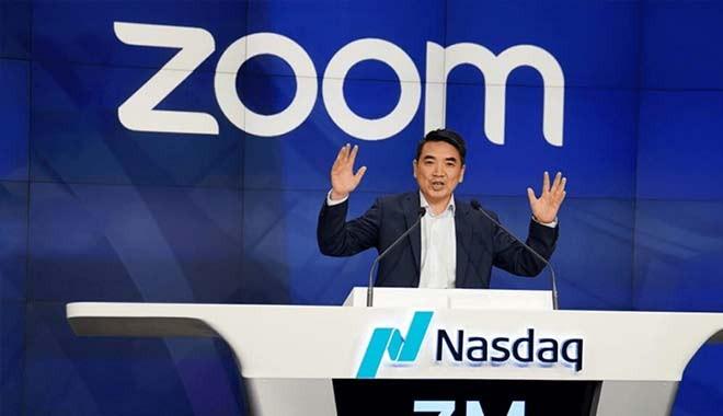 Zoom'un ilk yatırımcıları Koronavirüs günlerinde servet kazandı