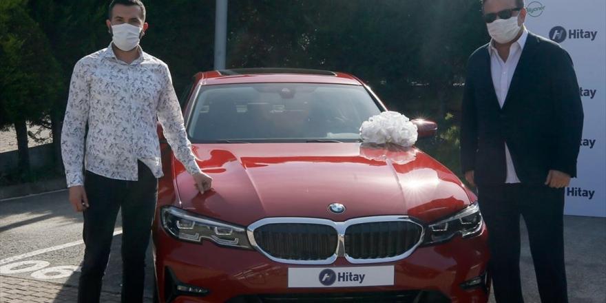 Hitay Holding'in Çekiliş Kampanyasında Talihliler Araçlarını Aldı