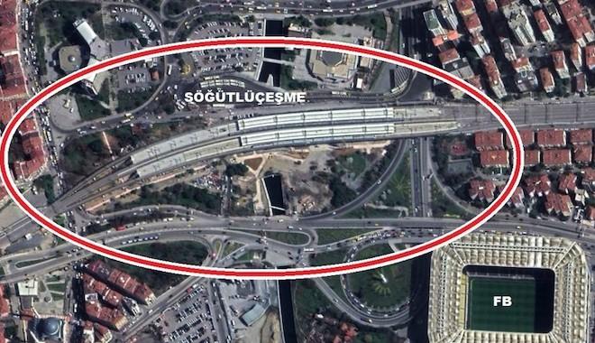 Söğütlüçeşme'deki 193 milyonluk 'AVM Gar' projesine yürütmeyi durdurma kararı!