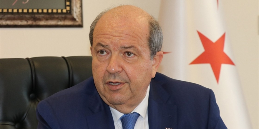KKTC Başbakanı Tatar: Kapalı Maraş İle İlgili Çalışmalar Yakında Yeniden Hız Kazanacak
