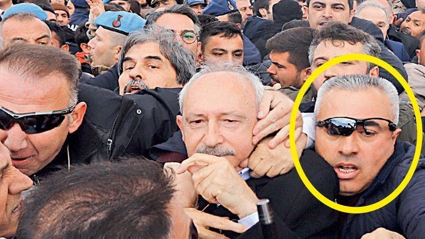 Kılıçdaroğlu'nun koruma müdürüne zorunlu emeklilik