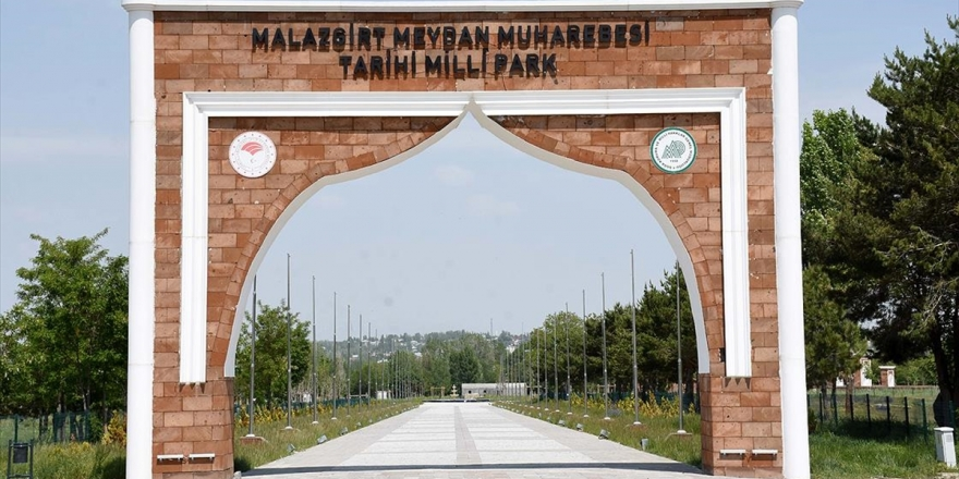 Sultan Alparslan'ın Şehrindeki Milli Park Turizmi Canlandıracak